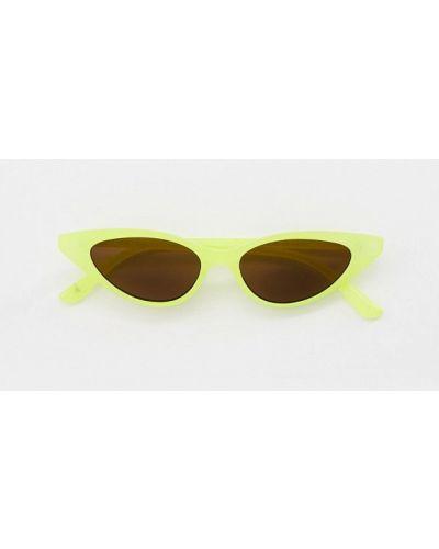 Солнцезащитные очки - желтые Skinnydip