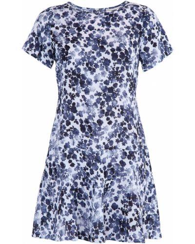 Платье мини летнее на пуговицах Michael Michael Kors