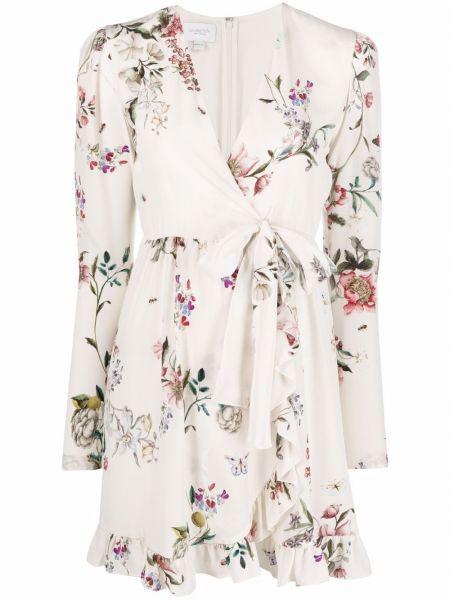 Шелковое платье макси Giambattista Valli