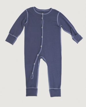 Комбинезон синий детский Mothercare