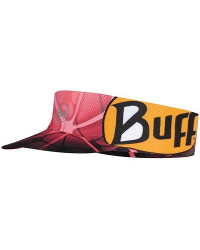 Czerwony daszek Buff