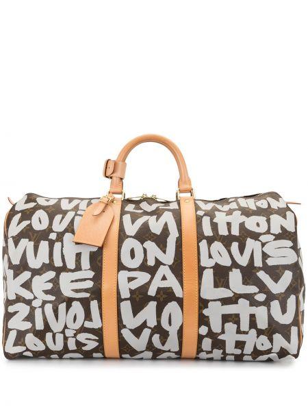 Torba podróżna, biały Louis Vuitton