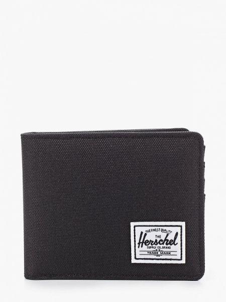 Кошелек из полиэстера - черный Herschel Supply Co