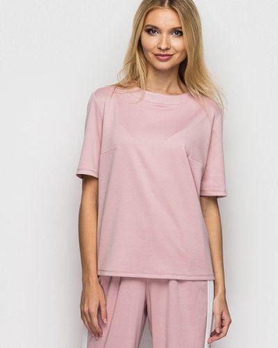 Розовая блузка Helenka