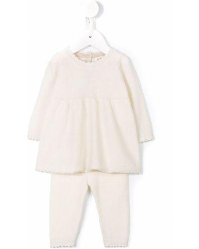 Пижама белая Cashmirino