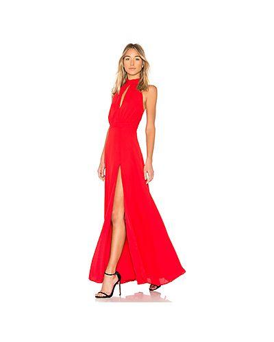 Платье с завышенной талией на молнии Yumi Kim