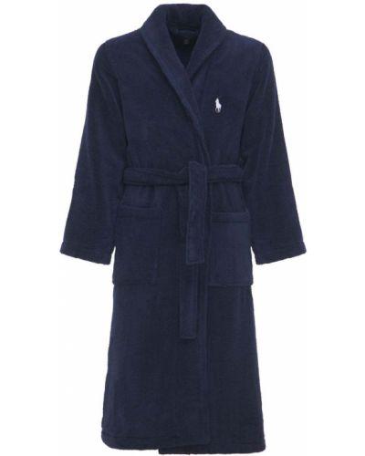 Bawełna miękki bawełna szlafrok Polo Ralph Lauren