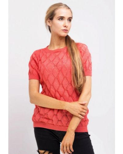 Коралловый свитер Nataclub