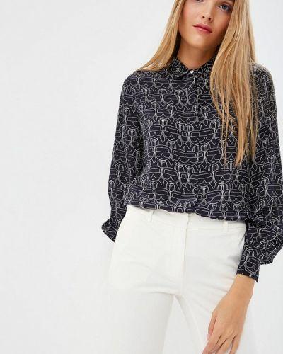 Блузка с длинным рукавом осенняя Karl Lagerfeld