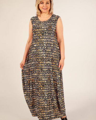 Платье в полоску в стиле бохо Groupprice