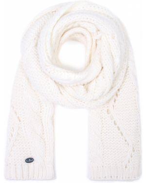 Вязаный акриловый классический белый шарф вязаный Canadiens