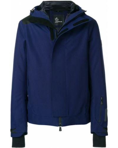 Синяя куртка Moncler Grenoble