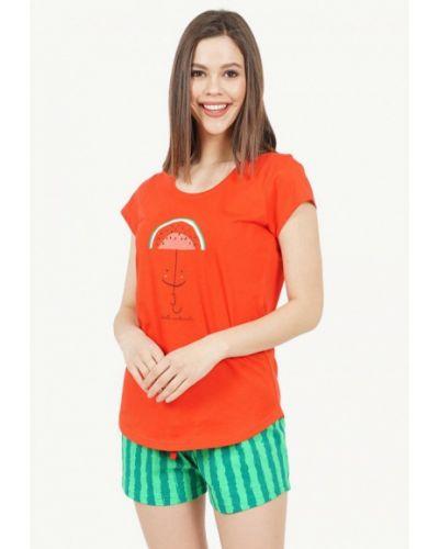 Зеленая пижама Vienetta