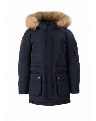 Синяя куртка Finn Flare
