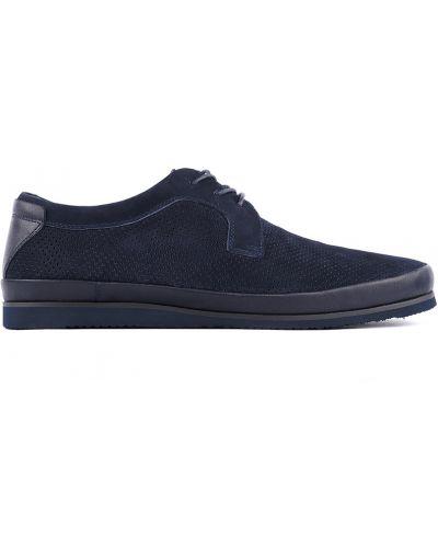 Синие туфли Miraton