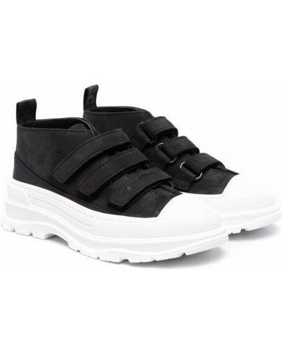 Białe sneakersy skorzane Gallucci Kids