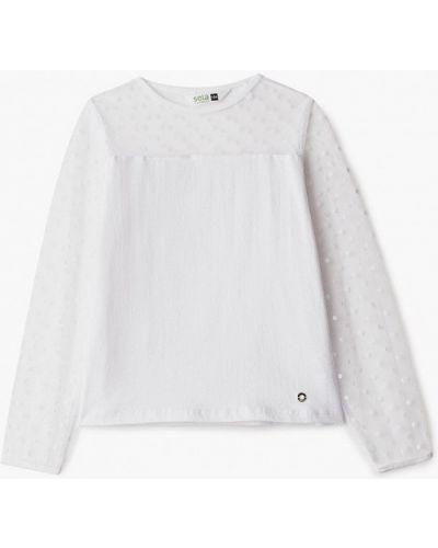 Белая блузка Sela