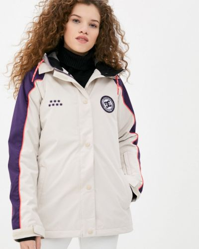 Куртка горнолыжная - бежевая Dc Shoes