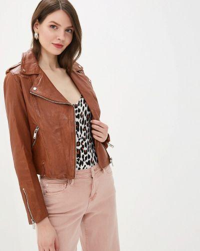 Куртка - коричневая La Reine Blanche