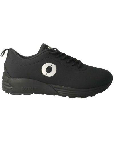 Czarne sneakersy Ecoalf