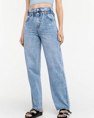 Прямые джинсы - голубые Befree