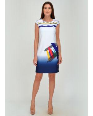 Повседневное платье миди Viserdi