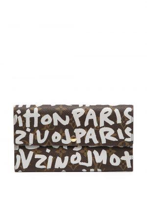 Portfel skórzany - biały Louis Vuitton