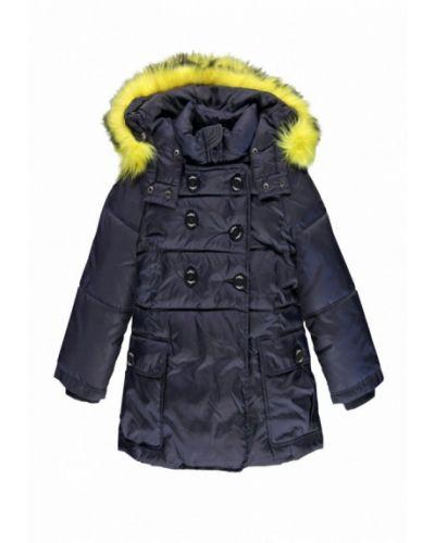 Куртка теплая синий Mek