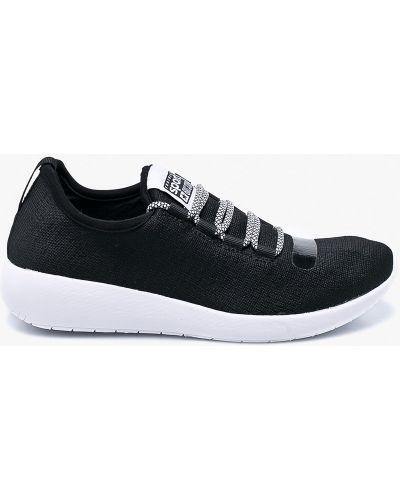 Черные кроссовки для бега Big Star