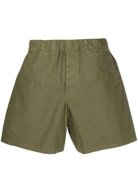 Хлопковые шорты для бега с карманами Barbour