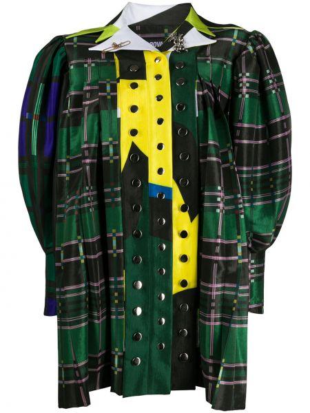 Платье классическое платье-рубашка Chopova Lowena