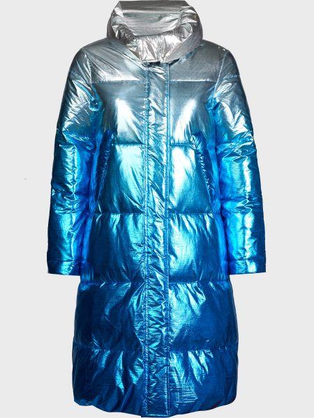 Синяя куртка на молнии с подкладкой Canadian