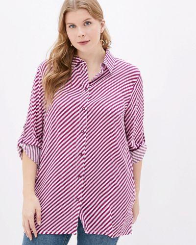 Блузка фиолетовый Ulla Popken