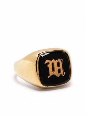 Złoty pierścionek Misbhv