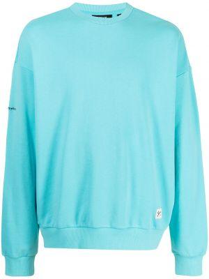 Bluza dresowa - niebieska Five Cm