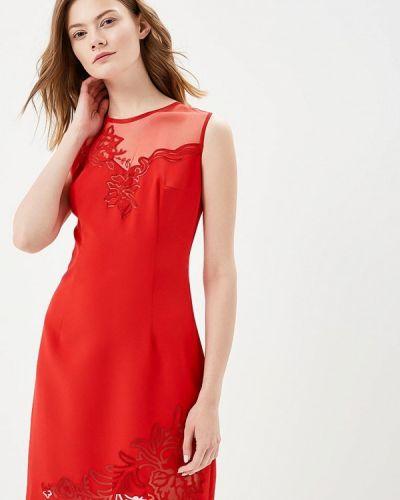 Платье красный Ricamare