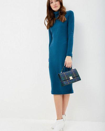 Платье вязаное осеннее Elena Kulikova