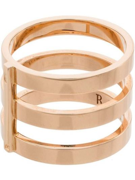 Кольцо золотое с декоративной отделкой Repossi