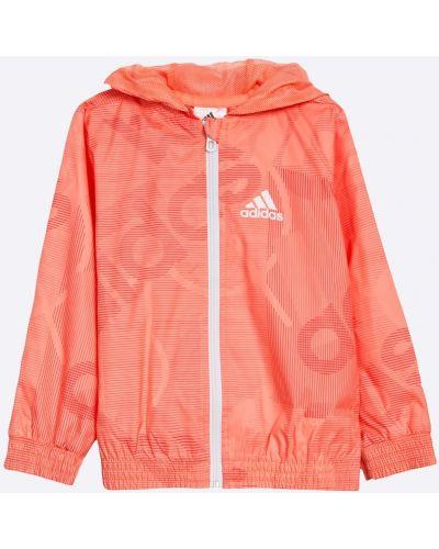 Куртка с капюшоном легкая Adidas Performance