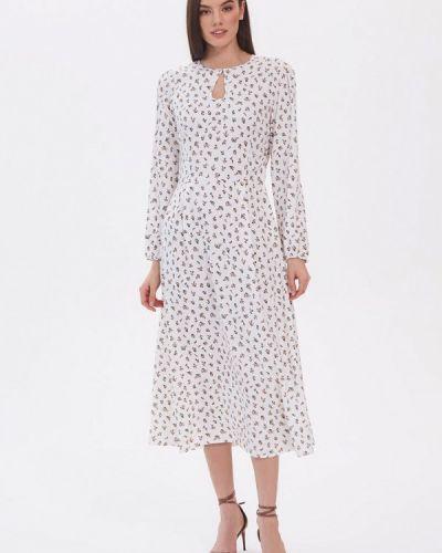 Прямое платье - белое Moru