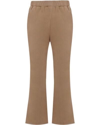 Brązowe spodnie Douuod