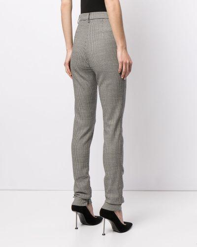 Шерстяные черные брюки Magda Butrym