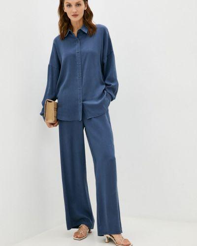 Синий зимний костюм Trendyangel