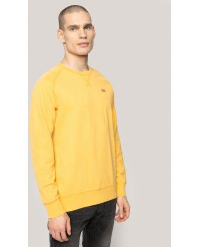 Żółta bluza Levi's