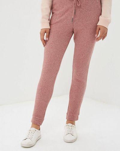 Розовые спортивные брюки Roxy