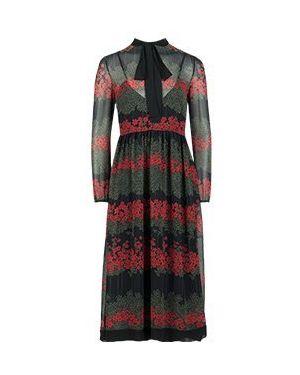 Деловое платье черное Valentino Red