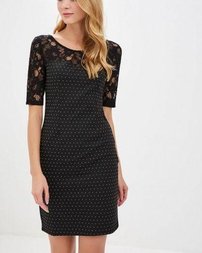 Черное платье Naf Naf
