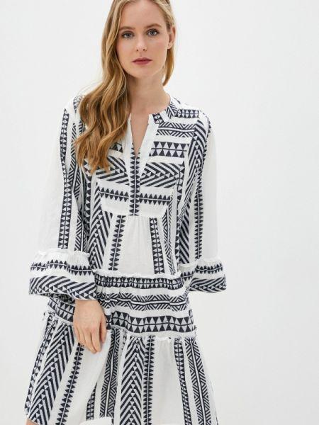 Белое платье Baon