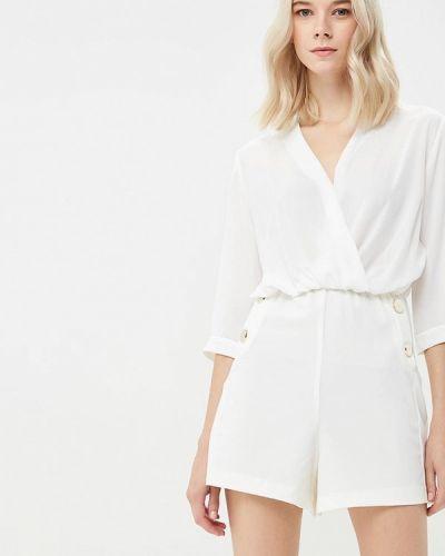 Комбинезон с шортами итальянский белый Imperial