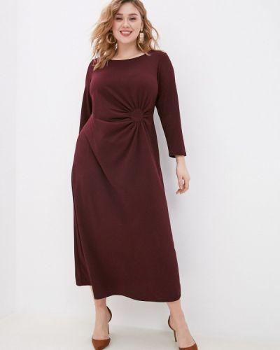 Повседневное красное платье Svesta